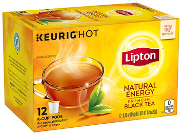 Lipton® Natural Energy K-Cup Pack