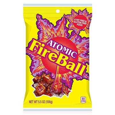 Ferrara ATOMIC FireBall® Cinnamon Flavored Candy