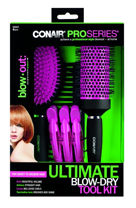 Conair ProSeries Blow Dry Kit - Short to Medium Hair