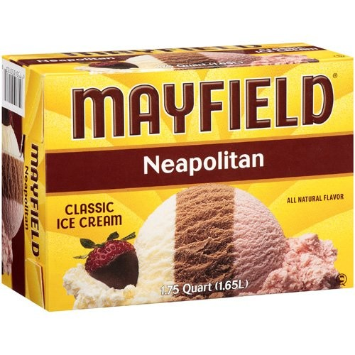 Prime Mayfield Neapolitan Classic Ice Cream Reviews 2020 Page 5 Funny Birthday Cards Online Alyptdamsfinfo