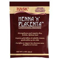 Hask Placenta Henna 'n' Placenta Pack 2 oz