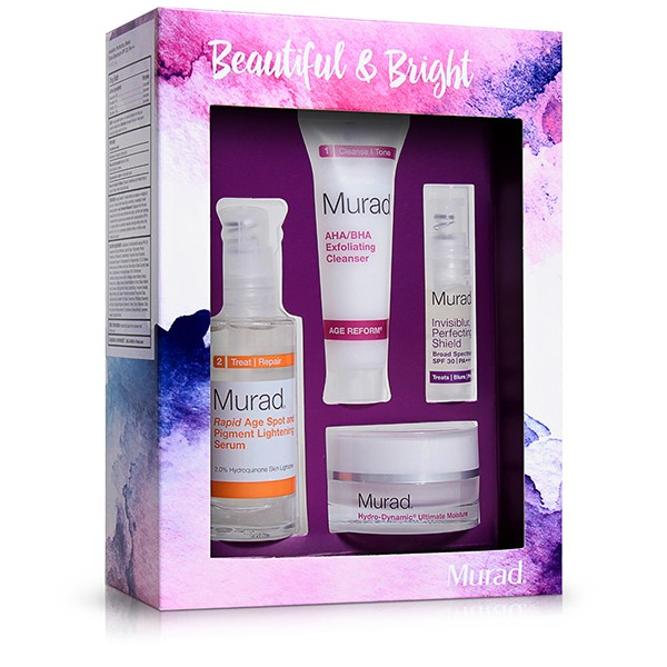 Muradr Murad 'Beautiful & Bright' Set