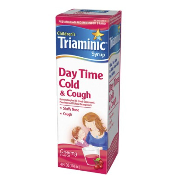Triaminic Childrens Daytime Cold Cough Syrup Reviews 2019