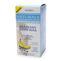 Andrea Naturals Brazilian Bikini Wax