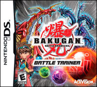 Activision Bakugan: Battle Trainer