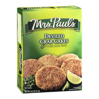 Mrs. Paul's Deviled Crab Cakes - 5 CT