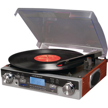 Crosley Radio Encoding Series Turntable, 1 ea