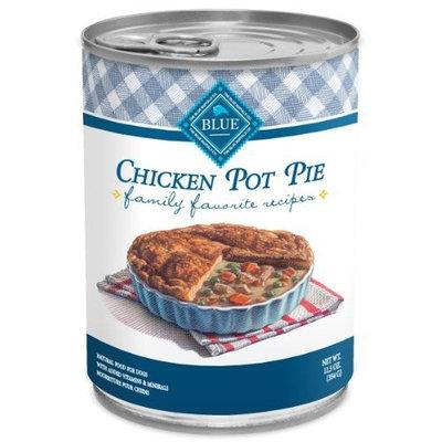 Blue Buffalo Blue Chunky Stew Chicken Food