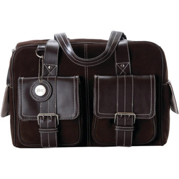 Jill-E Designs Medium Camera Bag - Suede, Brown - 769404