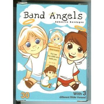 Band Angels Adhesive Bandages