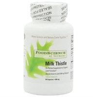 Food Science Labs Milk Thistle 300 MG - 90 Capsules - Milk Thistle