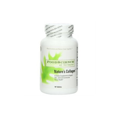 Food Science Labs 0615617 FoodScience of Vermont Natures Collagen - 90 Tablets