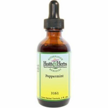 Alternative Health & Herbs Remedies Peppermint 2 Ounces (Pack of 2)
