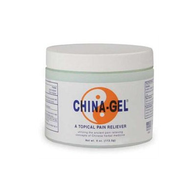 China-Gel 4 oz Jar