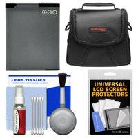 Essentials Bundle for Panasonic DMC-LZ40 Digital Camera with Case + DMW-BCM13 Battery + Accessory Kit