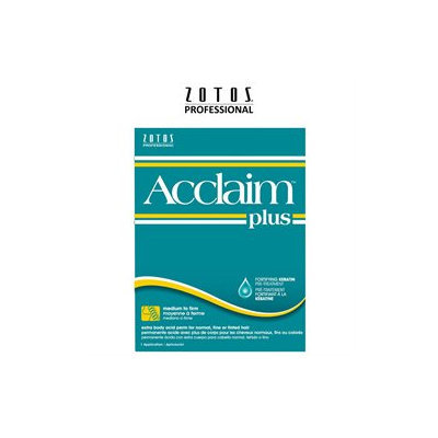 Zotos Acclaim Plus Acid Perm