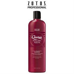 Zotos Quantum Shampoo Riveting Reds 10.2 oz