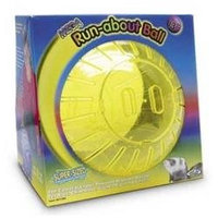 Super Pet Mega Rainbow Run-about Ball