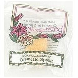 New England Naturals Earthline Deep Facial Cosmetic Sponge Small