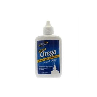 Merican Herb Spice North American Herb & Spice Sinu Orega Nasal Spray
