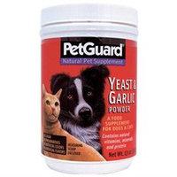 Pet Guard - Yeast & Garlic Powder For Cats & Dogs - 12 oz.