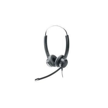 ADDASOUND Crystal 2822 Binaural Headset - Wired, lightweight, adjustable headband - ADD-CRYSTAL2822