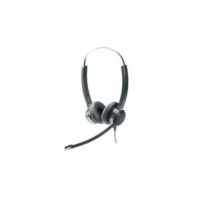 ADDASOUND Crystal 2822 Binaural Headset - Wired, lightweight, adjustable headband - ADD-CRYSTAL2822