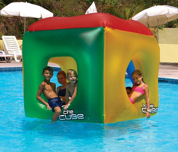 Swim Time Cube Float