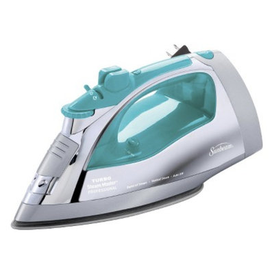 Sunbeam Turbo Steam Master Iron with Retractable Cord