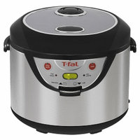 T-Fal RK202EUS Balanced Living 3-in-1 Rice Cooker with Slow Cooking Function