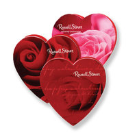 Russell Stover Assorted Chocolates Photo Heart,