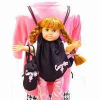 Carry-Her Doll Carrier Backpack Combo Ages 8+