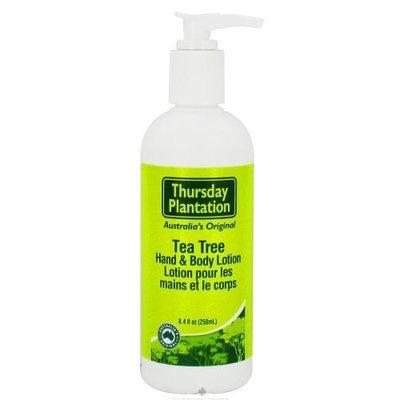 Nature's Plus Thursday Plantation Tea Tree Hand And Body Lotion