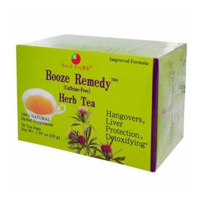 Health King Booze Remedy Herb Tea 20 Tea Bags