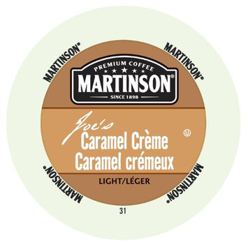 Martinson Coffee RealCup (K-Cup Compatible) - Caramel Creme Flavored - 24ct