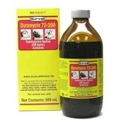Durvet Key Items Duramycin 72-200 Red 500 Milliliter - 01 0556NB