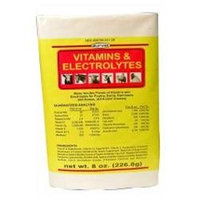 Durvet Vitamins And Electrolytes 8 Ounces - 02 DTH2500