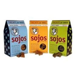 Best Friend Products Corp Sojos Grain-Free Treats Lamb & Sweet Potato 10 oz