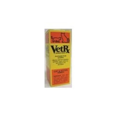 Goodwinol Products Corp. Vetrx Cat & Kitten Remedy By Goodwinol Products Corp