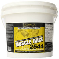 Ultimate Nutrition Muscle Juice 2544, Banana, 13.2 Pound