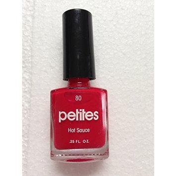 Petites Nail Color Polish #80 Hot Sauce