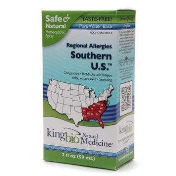 Natural Medicine by King Bio Formula 2: Southern  U.S.