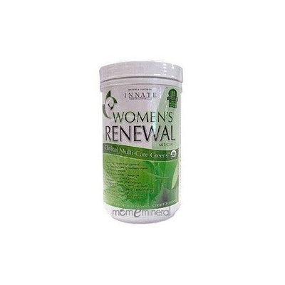 Innate Response - Womens Greens 300 Grams - Renewal Greens blend with gender specific herbs for women