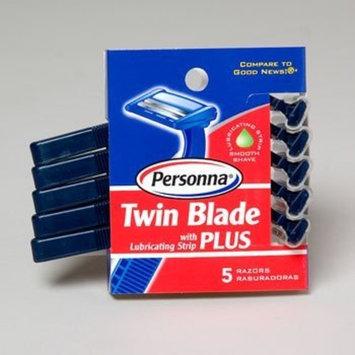 Persona Men's Razor Blades Long Handle Twin Blades
