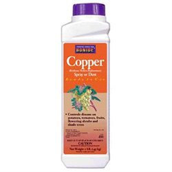 Bonide Products 772 Copper Dust Or Spray 4Lb