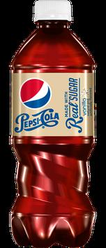 Pepsi-Cola Vanilla Made With Real Sugar