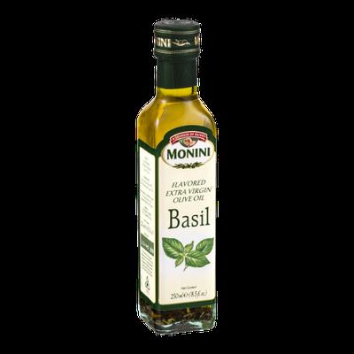 Monini Extra Virgin Olive Oil Basil