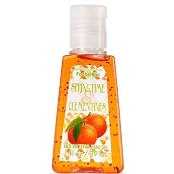 Bath & Body Works® PocketBac Springtime & Clementines Antibacterial Hand Gel
