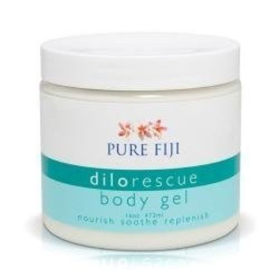 Pure Fiji Pure Fiji Dilo Rescue Gel - Vanilla Mint 16 fl oz - 16 fl oz