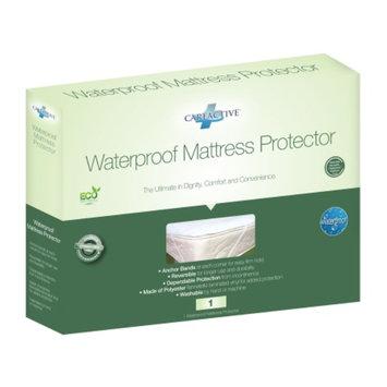 CareActive Waterproof Reusable Incontinence Mattress Pad Protector, Full, 1 ea